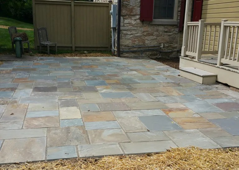 mount airy md paver driveway