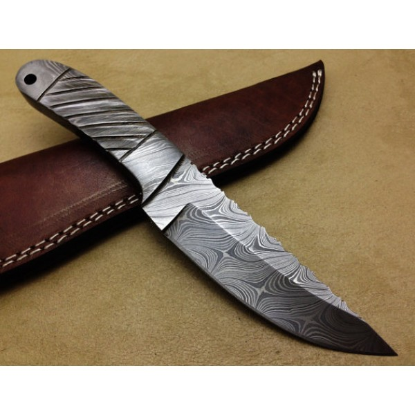 best damascus kitchen knives remodel ideas knife custom handmade steel chef s with full handle