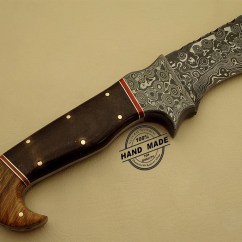 Best Damascus Kitchen Knives Art Ideas Professional Chefs Knife Custom Handmade