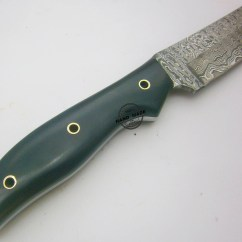 Best Damascus Kitchen Knives Mobile Home Cabinets Knife Custom Handmade Steel
