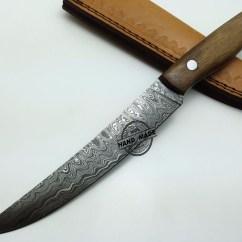 Damascus Steel Kitchen Knife Cook Stoves Custom Handmade