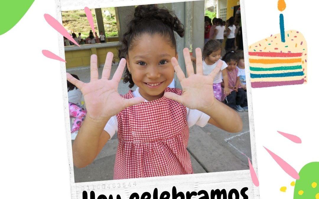 Celebramos los 37 años de existencia de la Fundación Dame La Mano.