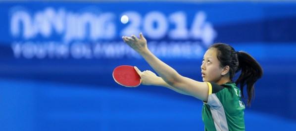Yuan Wan (Deutschland) - Jugend-WM
