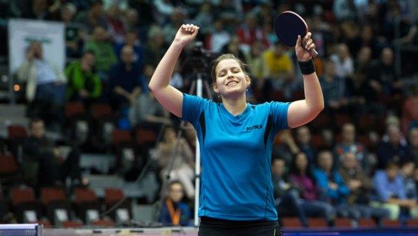 Deutsche Meisterin im Damen-Einzel - Petrissa Solja | Damen Tischtennis-Bundesliga