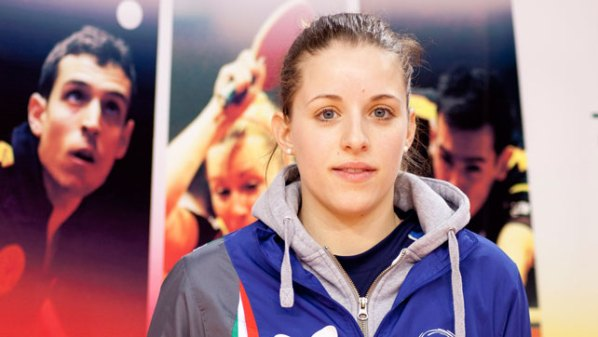 Debora Vivarelli   Damen Tischtennis-Bundesliga