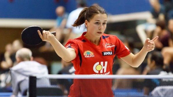 Linda van de Leur-Creemers | Damen Tischtennis-Bundesliga