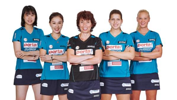 ttc berlin eastside | Damen Tischtennis-Bundesliga
