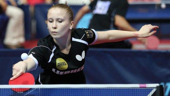 Julia Kaim, Deutschland | Damen Tischtennis-Bundesliga