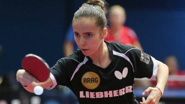 Laura Tiefenbrunner, Deutschland   Damen Tischtennis-Bundesliga
