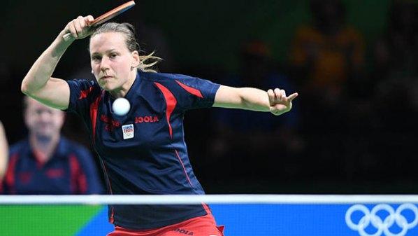 Hana Matelova, Tschechien | Damen Tischtennis-Bundesliga
