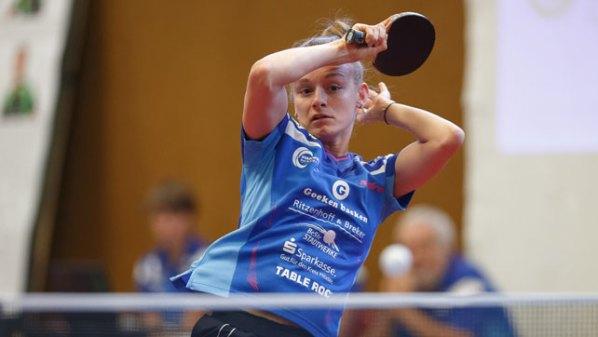 Sarah de Nutte, TuS Bad Driburg | Damen Tischtennis-Bundesliga