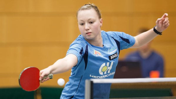 Yvonne Kaiser, TTV Hövelhof | Damen Tischtennis-Bundesliga