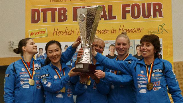 Final-Four: Berlin will den fünften Pokalsieg in Folge