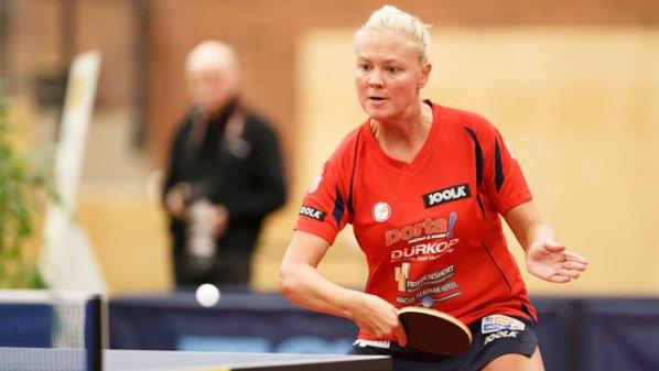 Gerogina Pota, ttc berlin eastside | Damen Tischtennis-Bundesliga
