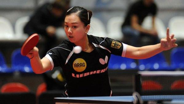 Yuan Wan, Deutschland | Damen Tischtennis-Bundesliga