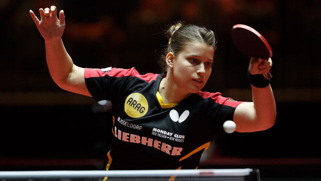 Wettkampfpause für Petrissa Solja
