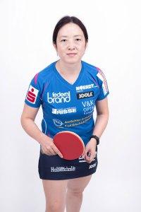 Aimei Wang, TTK Anröchte | Damen Tischtennis-Bundesliga