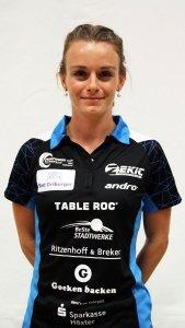 Sarah DeNutte, TuS Bad Driburg | Damen Tischtennis-Bundesliga