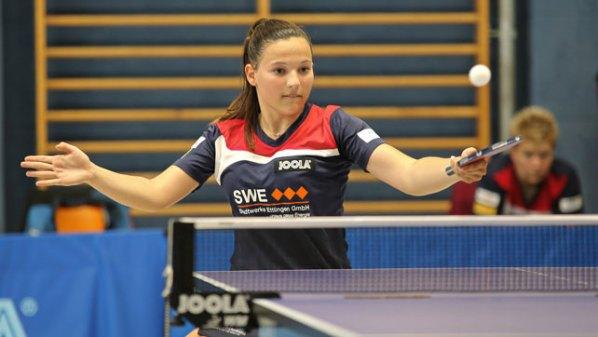 Anastasia Bondareva, TV Busenbach | Damen Tischtennis-Bundesliga