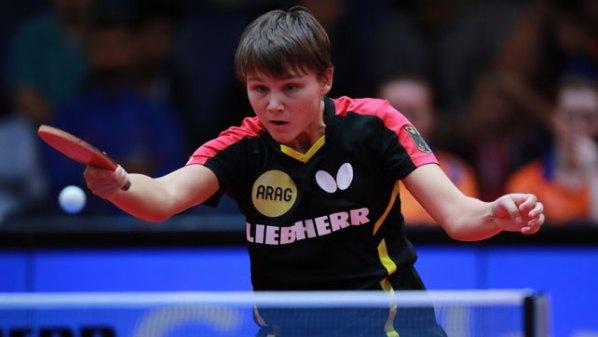 Nina Mittelham, Deutschland | Damen Tischtennis-Bundesliga
