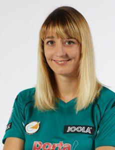 Kathrin Mühlbach, ttc berlin eastside   Damen Tischtennis-Bundesliga
