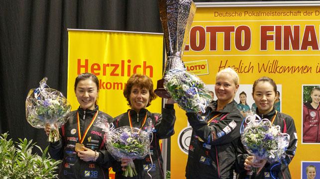 Final-Four: ttc berlin eastside gewinnt fünften Titel in Folge