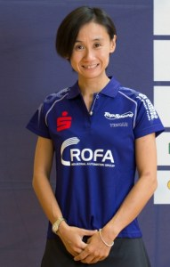 Liu Jia, SV DJK Kolbermoor | Damen Tischtennis-Bundesliga