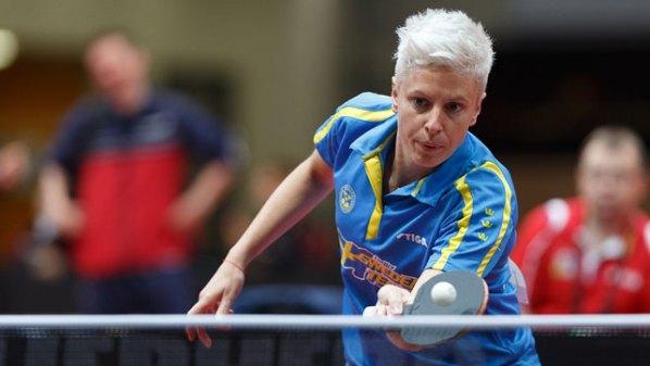 Matilda Ekholm, Schweden | Damen Tischtennis-Bundesliga © Holger Straede