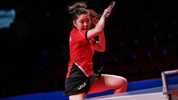Lily Zhang | Damen Tischtennis-Bundesliga