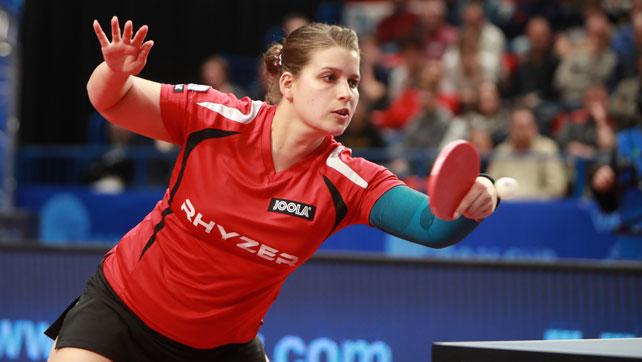 Petrissa Solja gewinnt Europe Top 16