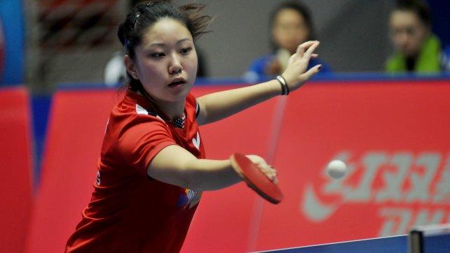 Lily Zhang wechselt nach Kolbermoor