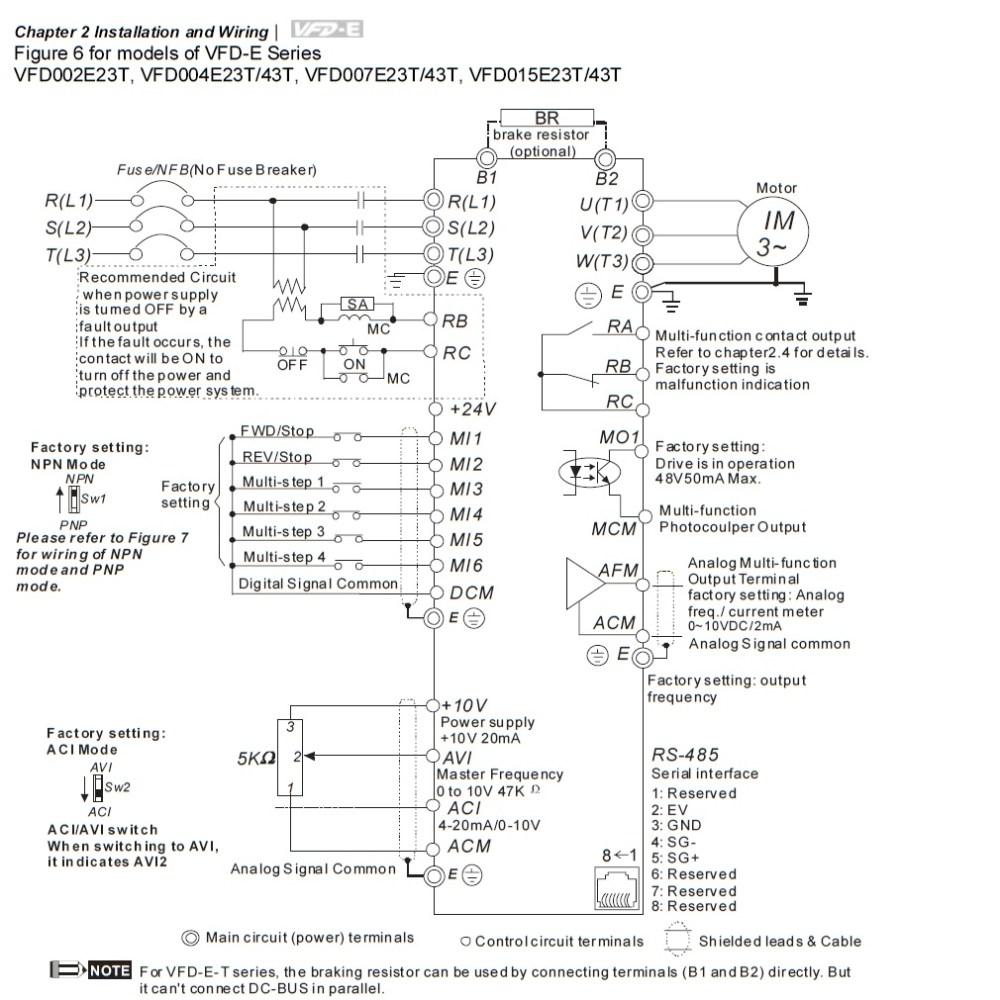 medium resolution of  microdrive diagram vfd037e43a 400v 400v 3 7kw keypad