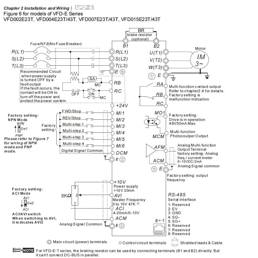 hight resolution of  microdrive diagram vfd037e43a 400v 400v 3 7kw keypad