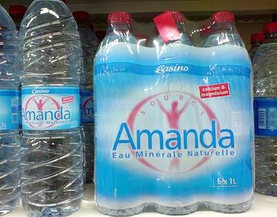 Wasser Amanda