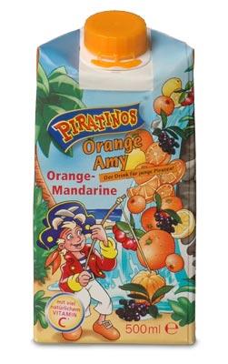 Orangensaft Amy