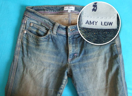 Jeans Amy
