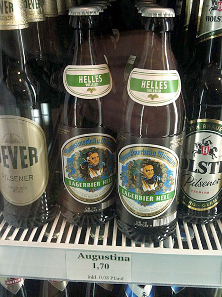 Bier Augustina
