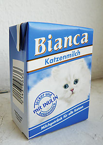 Katzenmilch Bianca