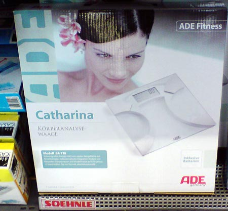 Waage Catharina