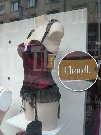 Lingerie Chantelle