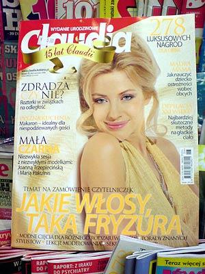 Zeitschrift Claudia