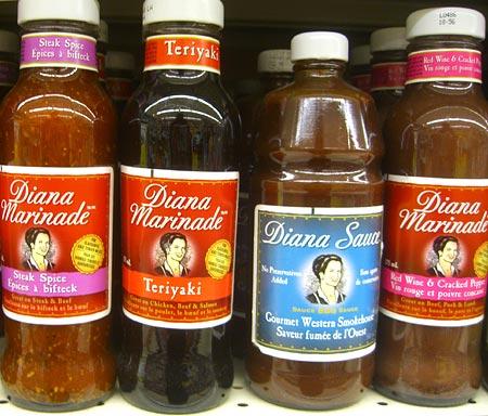 Sauce Diana