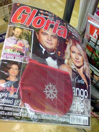 Zeitschrift Gloria