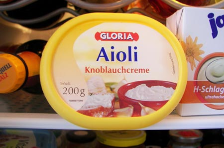 Aioli Gloria