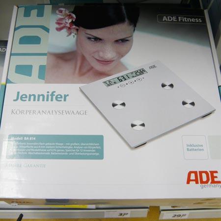 Waage Jennifer