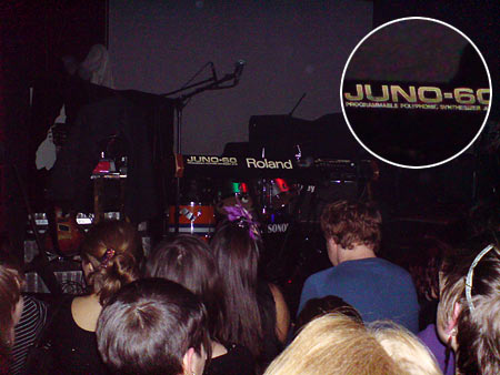 Keyboard Juno