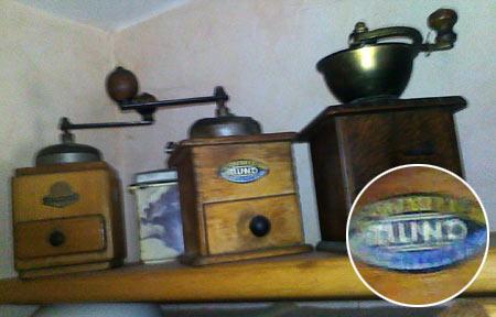 Kaffeemühle Juno