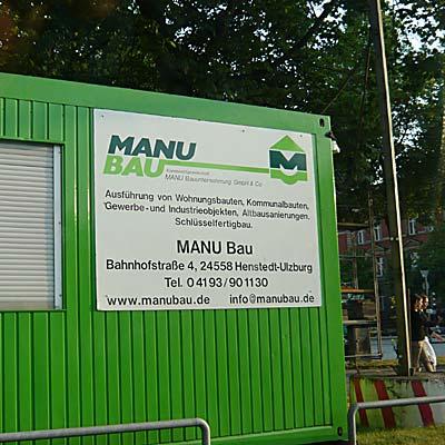 Baufirma Manu