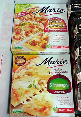Pizza Marie