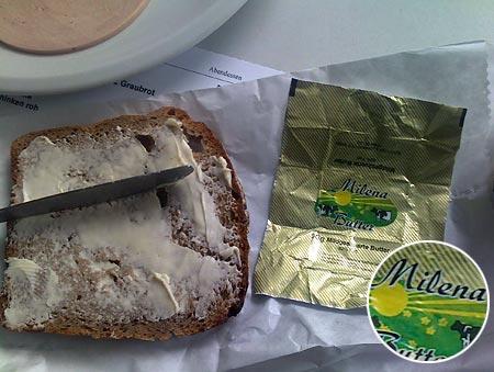 Butter Milena